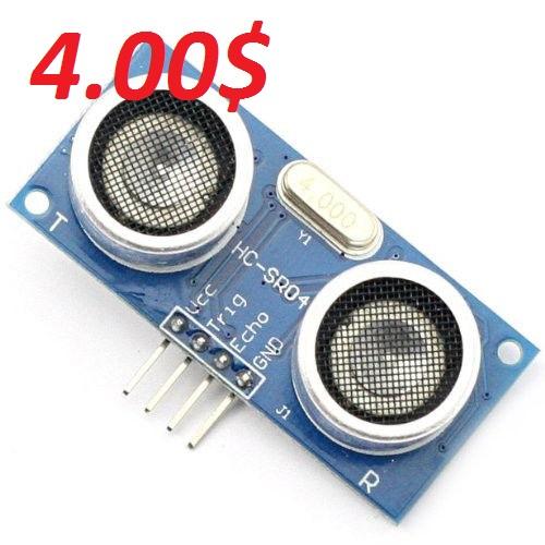 HY-SRF05 Ultrasonic Distance Sensor Module Replace SR04 For